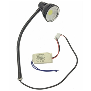 10W FLEXIBLE LED LAMP LIGHT FOR MACHINE